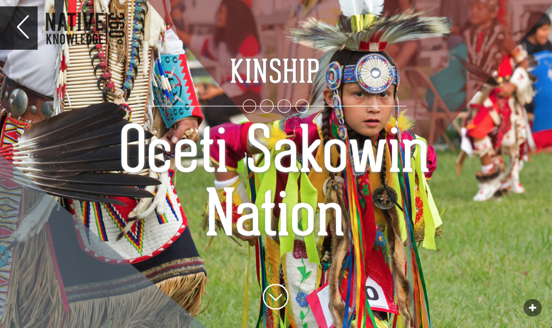 Native Knowledge 360: Kinship in the Oceti Sakowin Nation